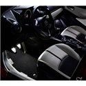 Eclairage d'accueil LED blanc Mazda