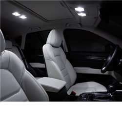 Pack d'éclairage intérieur à LED