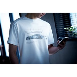 Modern T-Shirt VISON COUPE