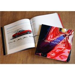 """Livre Mazda """"One Hundred"""""""