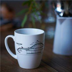 Mug Cosmo Sport Blanc