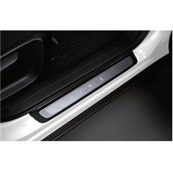 Plaques de seuil de porte illuminés Mazda